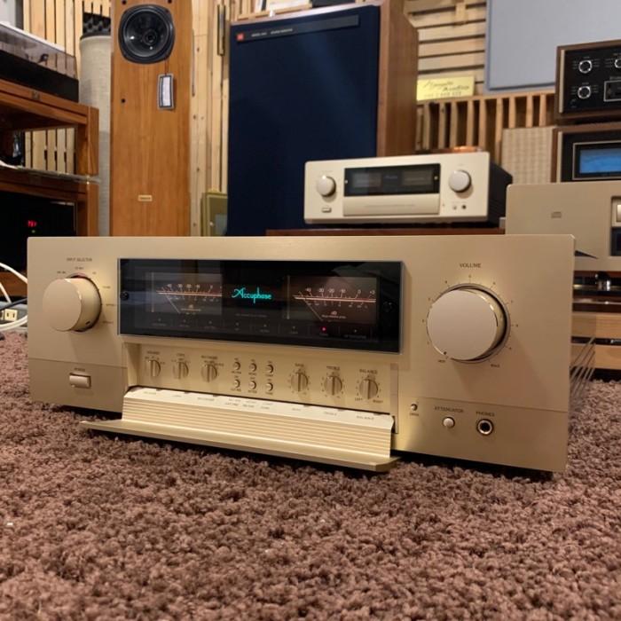 Ampli : Accuphase E-3501