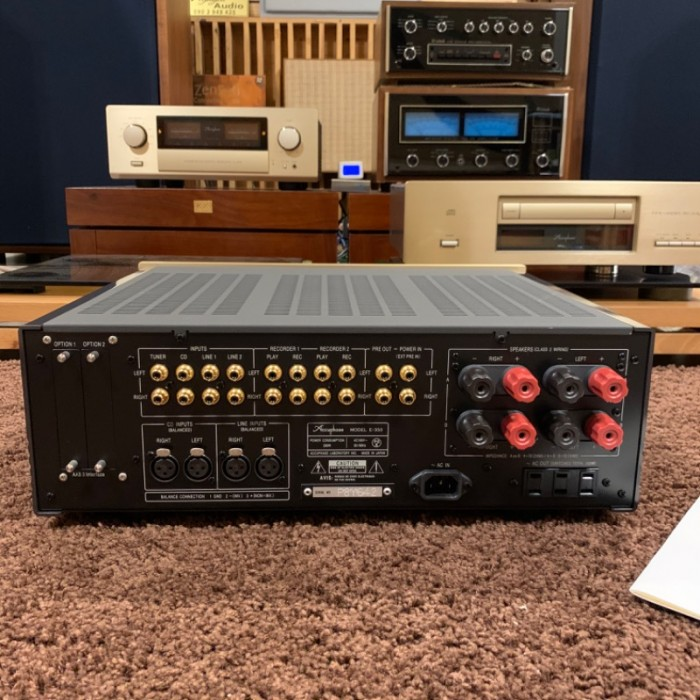 Ampli : Accuphase E-3509