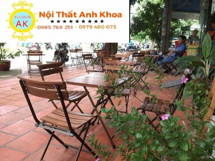 Bàn ghế cafe fansipan giá rẻ
