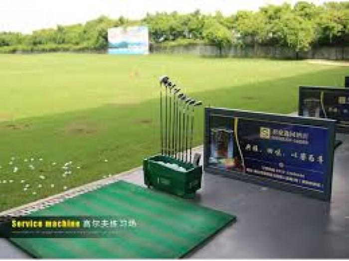 Máy phát bóng golf lên tee nhập khẩu1