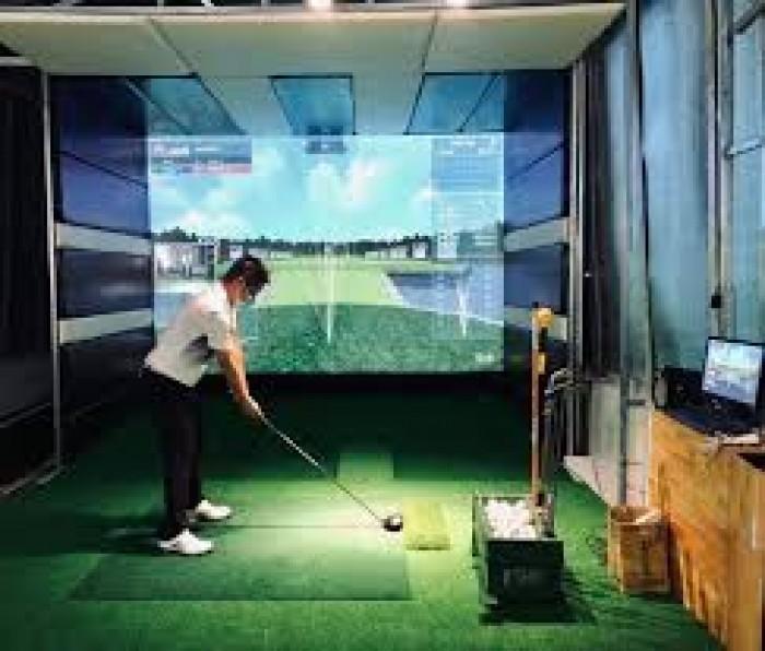 Máy phát bóng golf lên tee nhập khẩu2