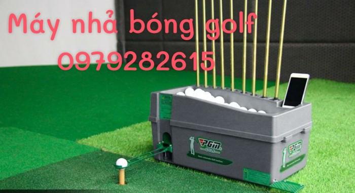 Máy phát bóng golf lên tee nhập khẩu6