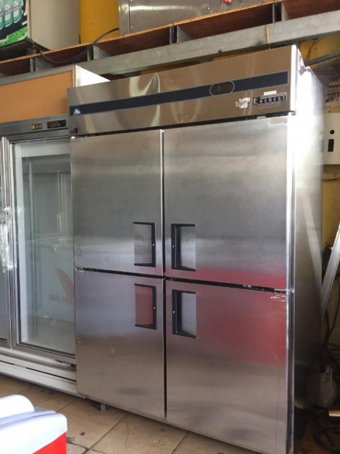Tủ đông Inox 4 cánh model B126-4FFOS-E0