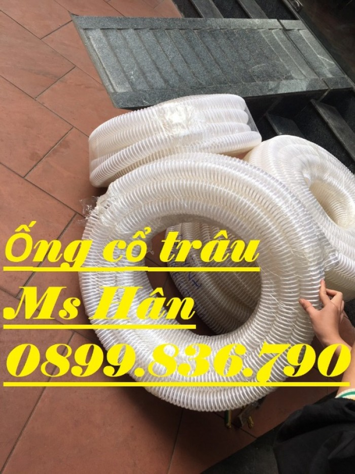 Ống gân nhựa cổ trâu chất lượng , giá tốt nhất11