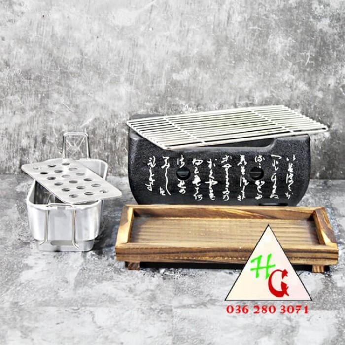 Hồ Chí Minh cung cấp lò nướng gang kiểu nhật bản bằng than ; bếp nướng kiểu nhật tại bàn