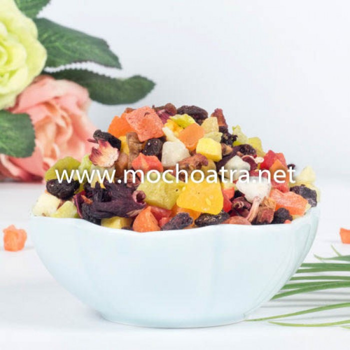 Trà Hoa quả Bali0