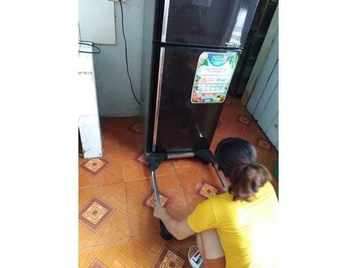 Kệ kê máy giặt, tủ lạnh-miễn phí giao đà nẵng2