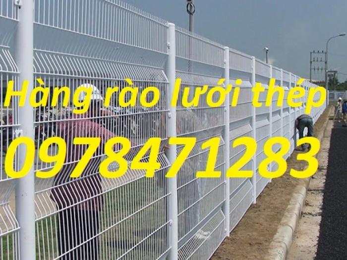 Nơi sản xuất và cung cấp lưới thép hàng rào dập sóng dây 4, dây 5, dây 6.2