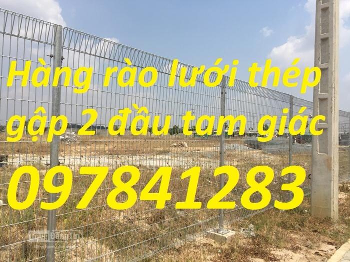 Nơi sản xuất và cung cấp lưới thép hàng rào dập sóng dây 4, dây 5, dây 6.4