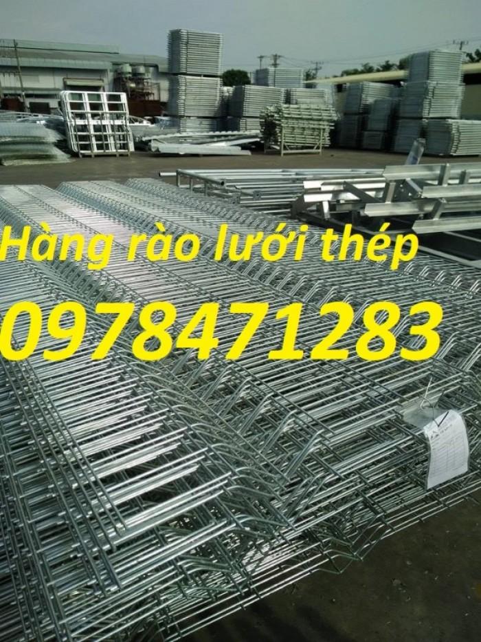 Nơi sản xuất và cung cấp lưới thép hàng rào dập sóng dây 4, dây 5, dây 6.9