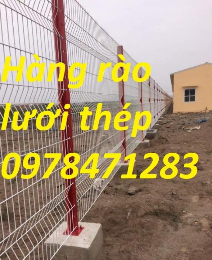 Nơi sản xuất và cung cấp lưới thép hàng rào dập sóng dây 4, dây 5, dây 6.8