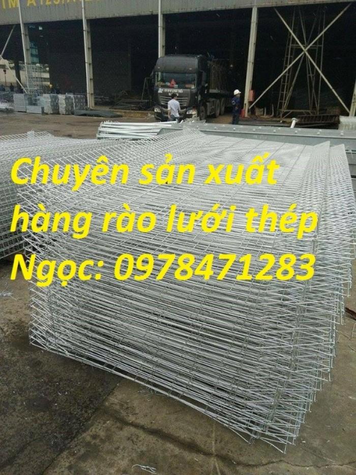 Nơi sản xuất và cung cấp lưới thép hàng rào dập sóng dây 4, dây 5, dây 6.6