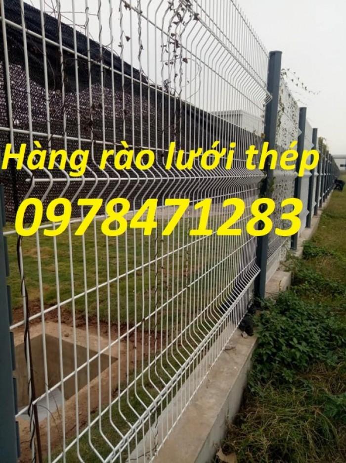 Nơi sản xuất và cung cấp lưới thép hàng rào dập sóng dây 4, dây 5, dây 6.11