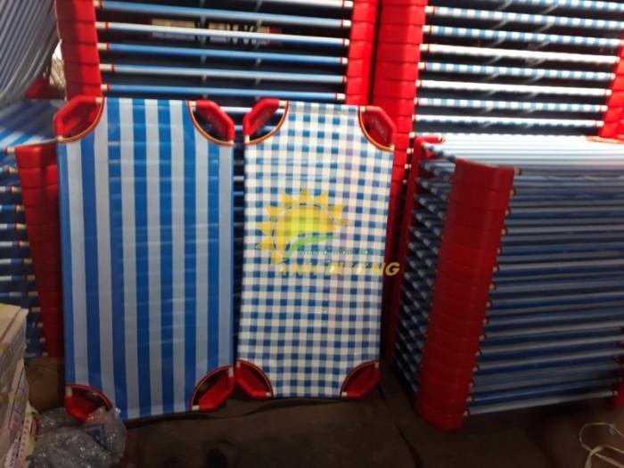 Chuyên bán giường ngủ lưới trẻ em cho trường lớp mầm non, gia đình8