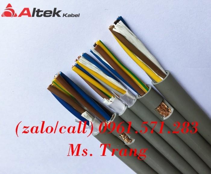 Cáp điều khiển là gì, ứng dụng và phân loại cáp điều khiển Altek Kabel