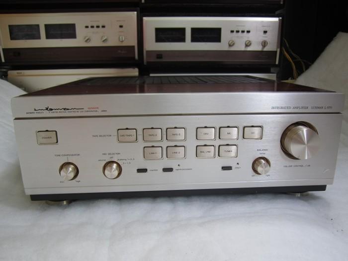 AMPLI LUXMAN 5701