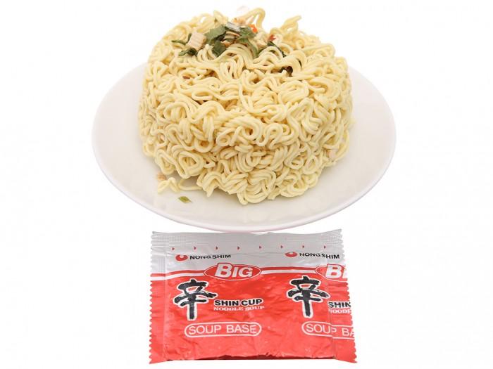 Mì cay Nongshim Shin Noodles tô 114g0