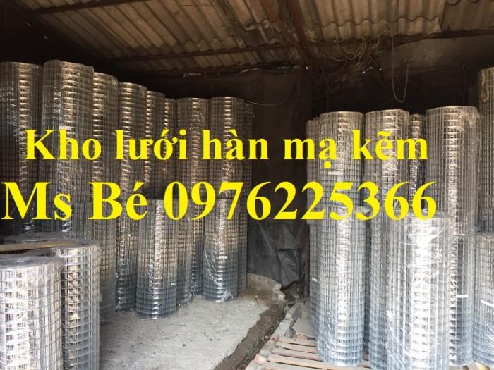 Lưới thép mạ kẽm, lưới hàn mạ kẽm D2, D3 a50, D4 a50 sản xuất theo yêu cầu6
