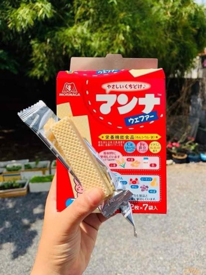 Mua Bánh Xốp Dinh Dưỡng Morinaga VUI LÒNG GỌI 0901 181 3652