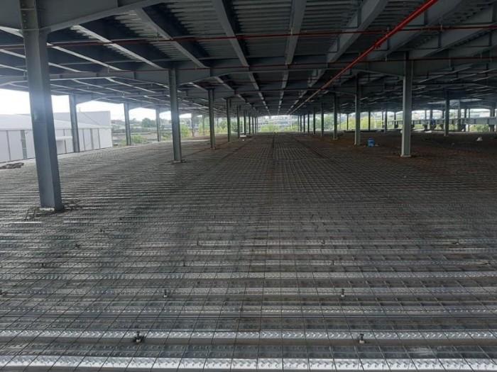 Lưới thép hàn, lưới thép hàn đổ sàn D4, D5, D6, D8, D10 sản xuất tại Hà Nội1