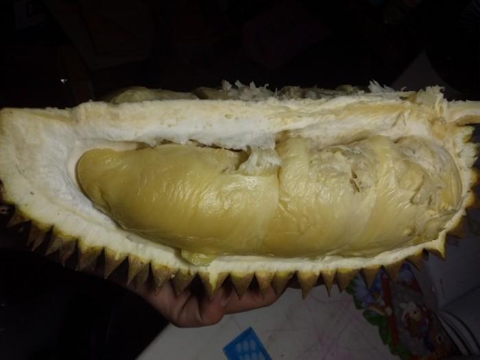 mua Sầu riêng hạt truyền thống rụng chín cây ăn ngay TPHCM trái 2-3kg gọi  093 869 15860
