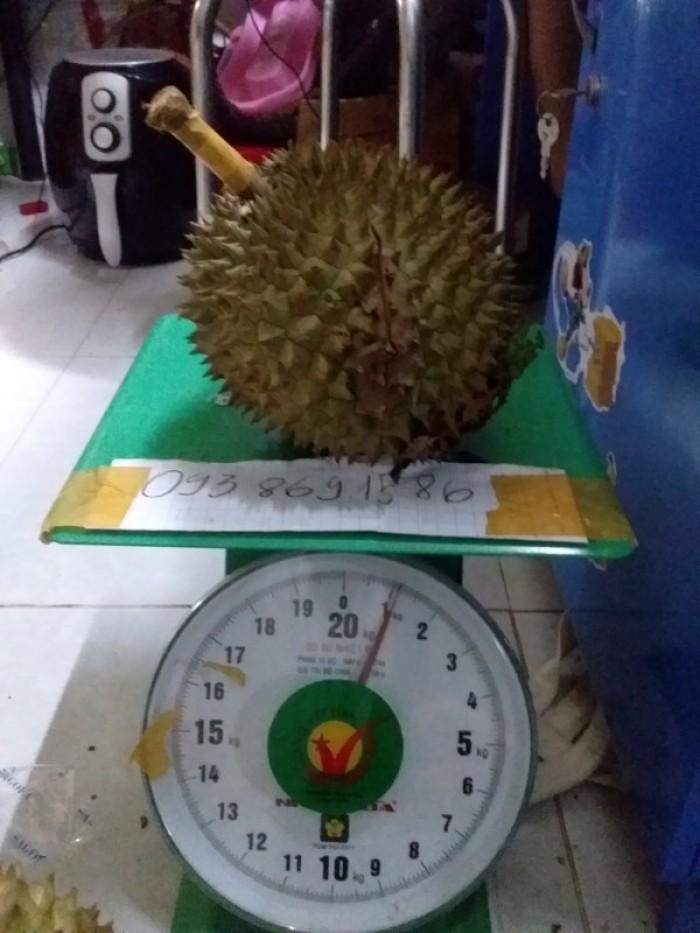 mua Sầu riêng hạt truyền thống rụng chín cây ăn ngay TPHCM trái 2-3kg gọi  093 869 15865