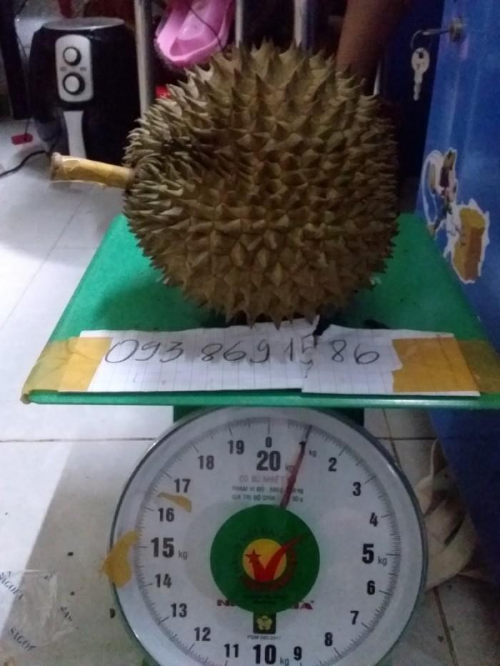 mua Sầu riêng hạt truyền thống rụng chín cây ăn ngay TPHCM trái 2-3kg gọi  093 869 15867