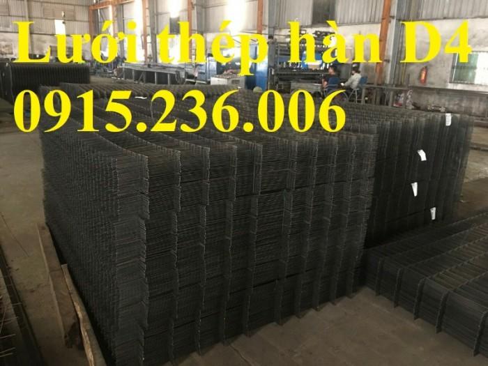 Chuyên Lưới thép hàn D4 a 200x200 giá tốt0