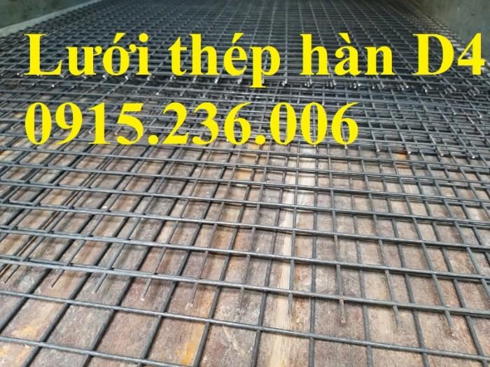 Chuyên Lưới thép hàn D4 a 200x200 giá tốt2