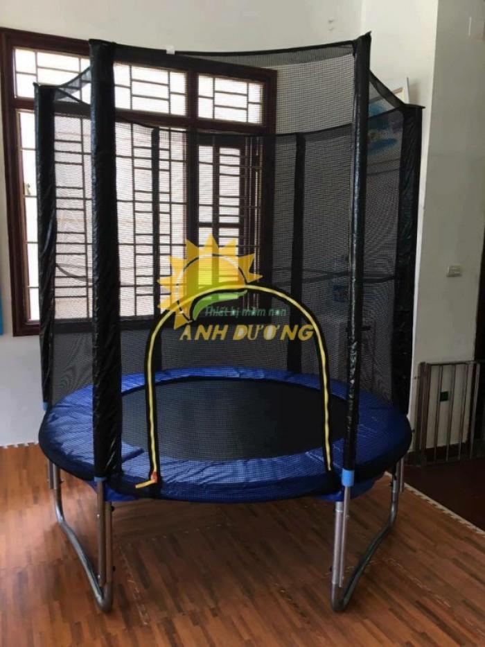 Cung cấp sàn nhún nhảy vận động dành cho trẻ em mầm non giá SỐC5