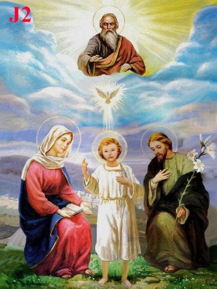 Tranh gạch Chúa Jesu3