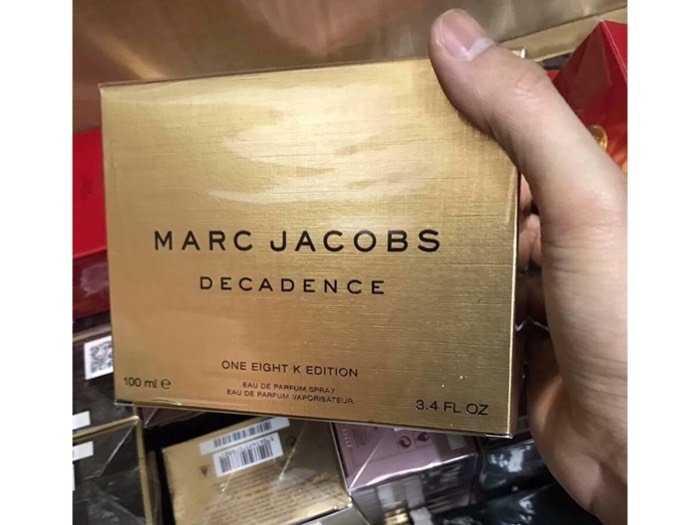 MARC JACOBS DECADENCE 18K EDITION2