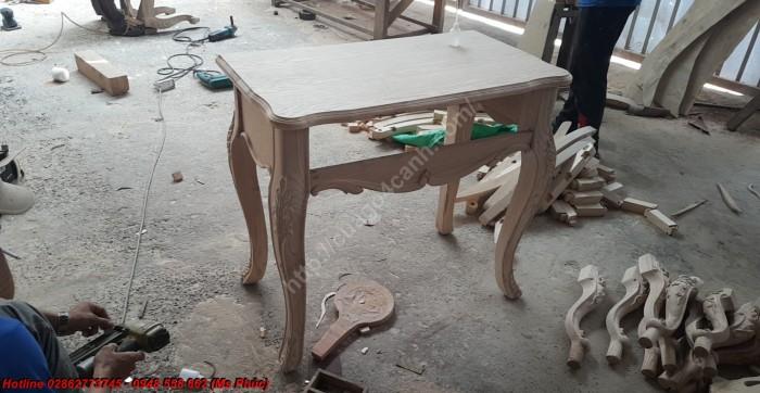 khung bàn phấn gỗ tự nhiên cao cấp18