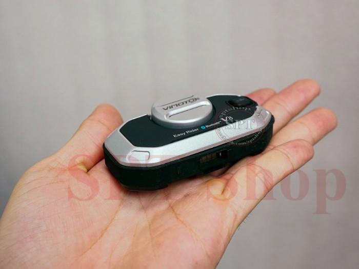 Tai Nghe Bluetooth Gắn Mũ Bảo Hiểm Vimoto V8 Cao Cấp9