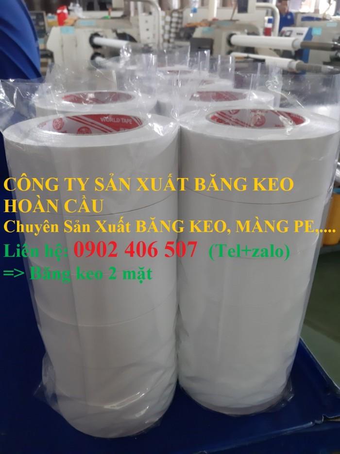 Băng keo 2 mặt giá sỉ tại xưởng sản xuất - 0902 406 5070