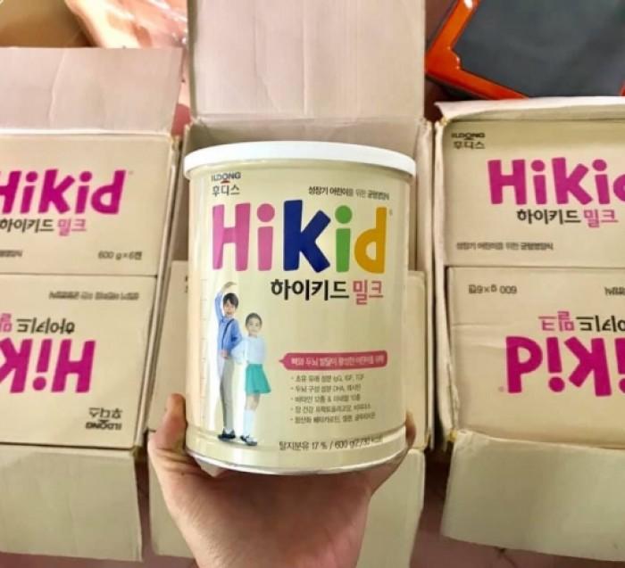 Sữa Hikid Vani 600gr Nội Địa Hàn Quốc Dành Cho Bé Từ 1-9 Tuổi - MSN181456