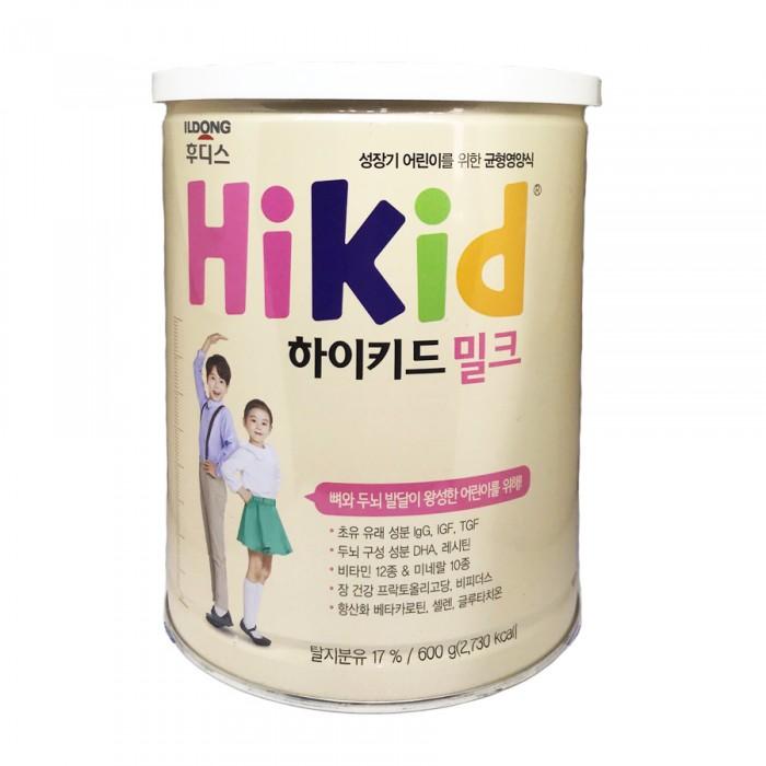 Mua Sữa Hikid Vani 600gr Nội Địa Hàn Quốc Dành Cho Bé Từ 1 Tuổi VUI LÒNG GỌI 0901 181 365