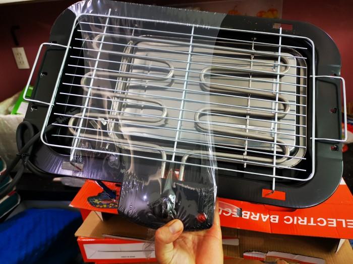 Bếp Nướng Điện Không Khói ,Vỉ Nướng Điện ELECTRIC BARBECUE GRILL1