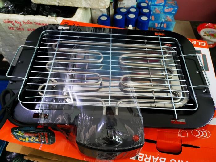 THÔNG SỐ KỸ THUẬT Màu : Đen Chất liệu: Thép không gỉ sơn tĩnh điện Model: Barbecue Grill Kích thước sản phẩm (D x R x C cm) : 49 x 35 x 7 Bảo hành : 3 tháng Trọng lượng (KG) 2.4 Xuất Xứ : Trung Quốc #vinuong #bepnuong #bepnuongkhongkhoi #vinuongkhongkhoi4