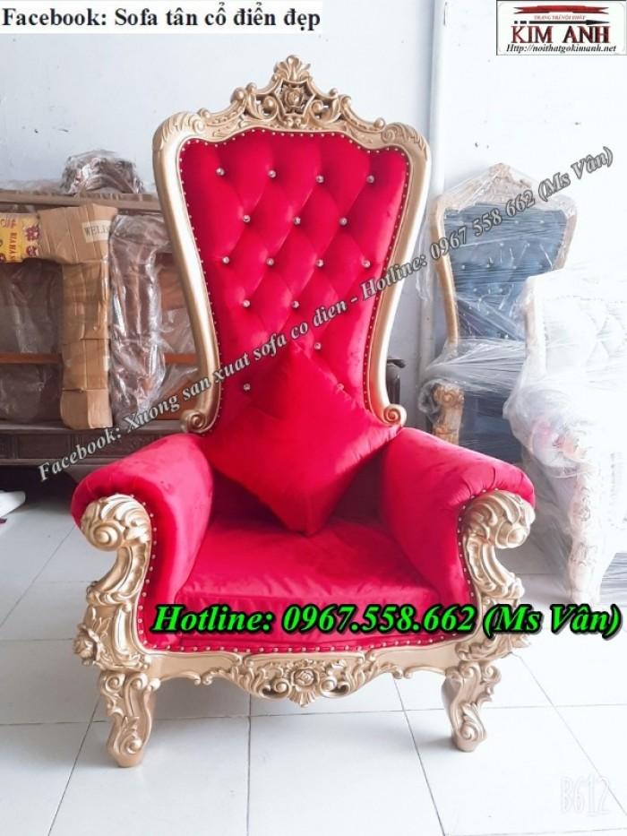 ghế nữ hoàng giá rẻ đẳng cấp