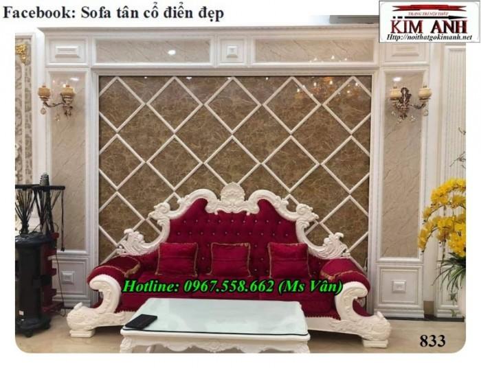 ghế cổ điển hoàng gia sang trọng