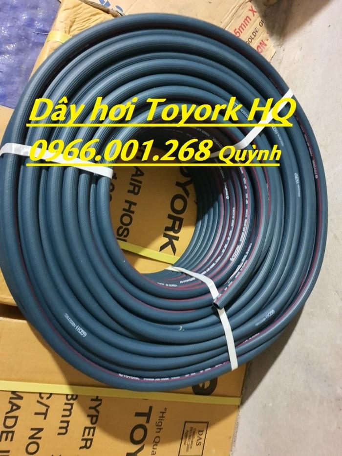Dây khí nén Toyork , dây hơi Toyork phi 6.5,phi 9.5,phi 13,phi 16,phi 19,phi6