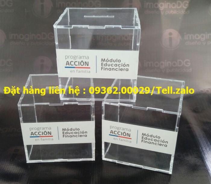Các sản phẩm chuyên về hộp trưng bày sản phẩm mẫu mica0