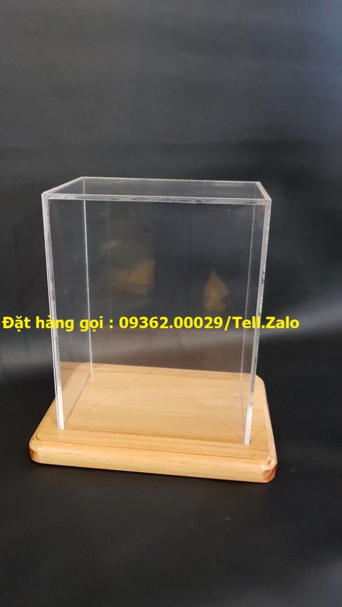 Các sản phẩm chuyên về hộp trưng bày sản phẩm mẫu mica7