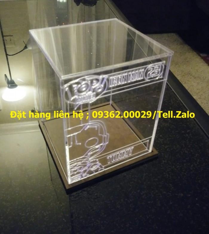 Các sản phẩm chuyên về hộp trưng bày sản phẩm mẫu mica12
