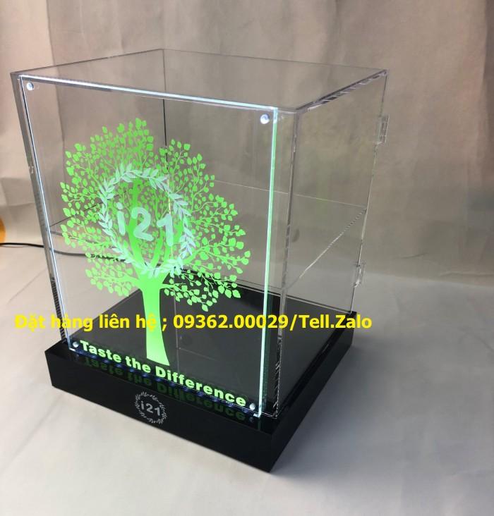 Các sản phẩm chuyên về hộp trưng bày sản phẩm mẫu mica14