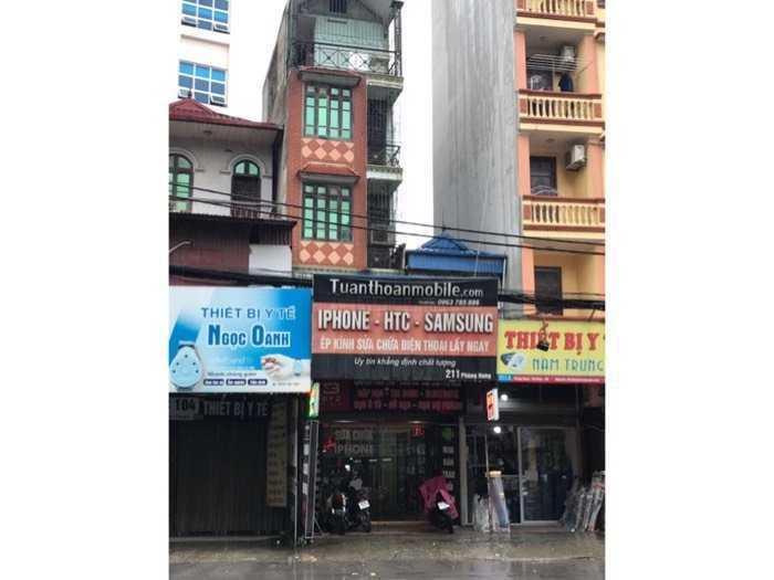 Chính chủ cho thuê cửa hàng mặt phố Phùng Hưng phúc la hà đông HN0