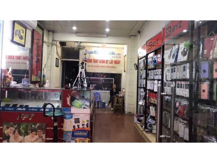 Chính chủ cho thuê cửa hàng mặt phố Phùng Hưng phúc la hà đông HN2