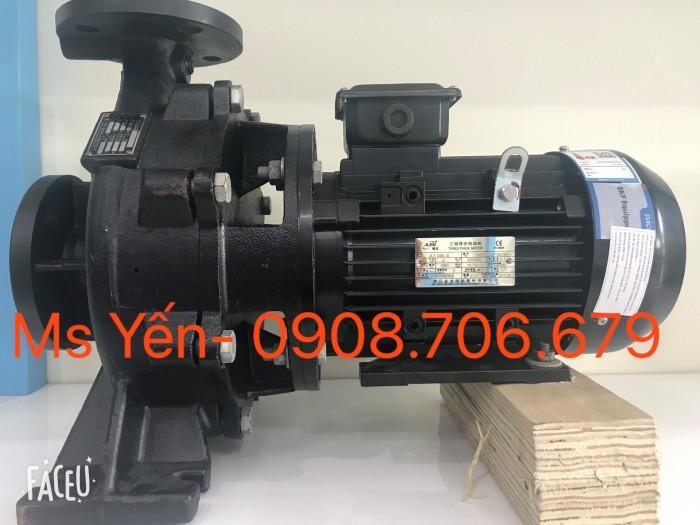 Máy Bơm Ly Tâm Trục Ngang KQW KAIQUAN 125KQW93-17-7.5/4 (10 HP)0