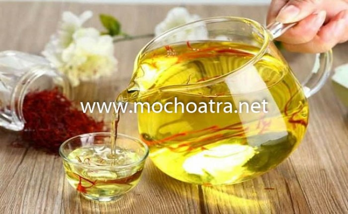 Trà hoa rum/Hồng hoa - Mộc Hoa Trà1
